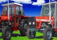 Трактор IMT 539