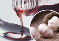 Лук, натопен во црвено вино – хербален лек