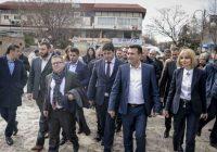 Премиерот Заев во посета на Тиквешијата: Остануваме партнер на лозарите и за поголема откупна цена