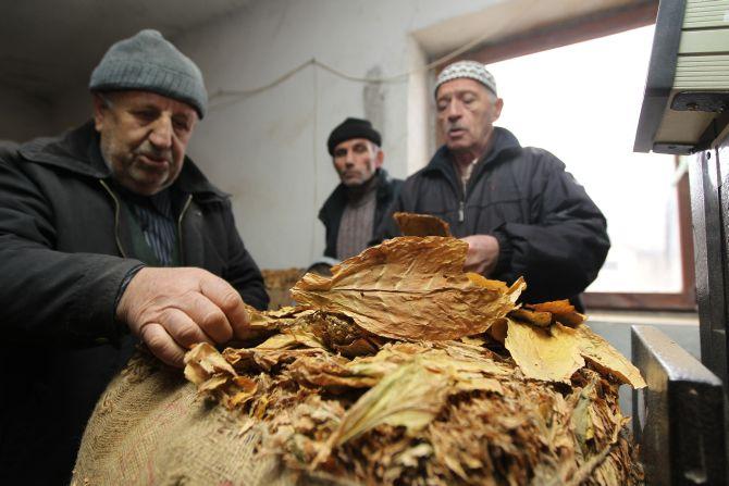 otkup na tutun vo dracevo, otkupen punkt 10-01-2011 rv