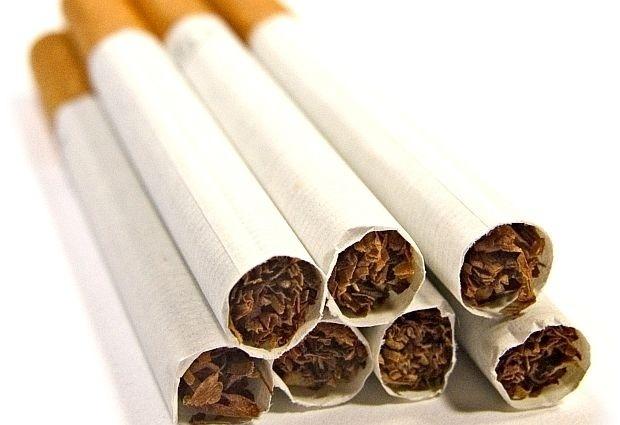 globalnata kolichinska prodazhba na cigari najmala vo poslednive 20 godini