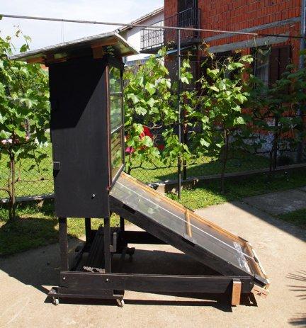 solarna zemjodelska sushilnica vo kumanovsko