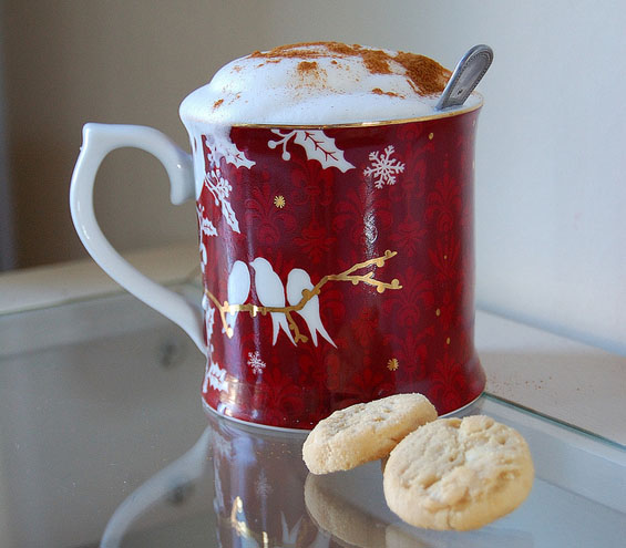 zimsko kafe